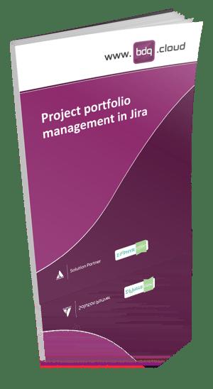 BDQ Project portfolio Jira 3D
