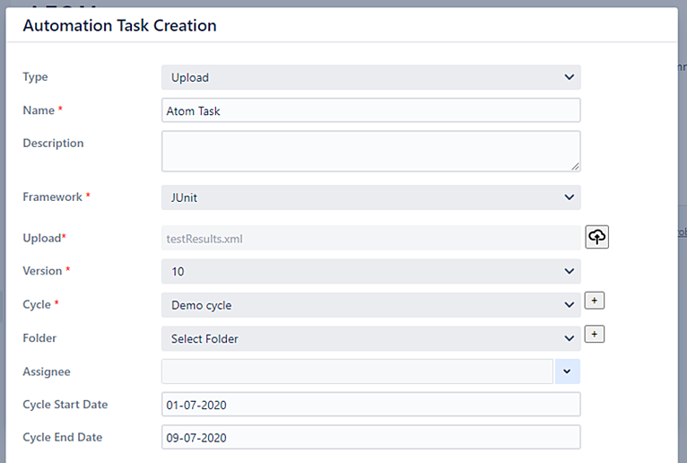 test-automation-and-zephyr-for-jira-atom-task