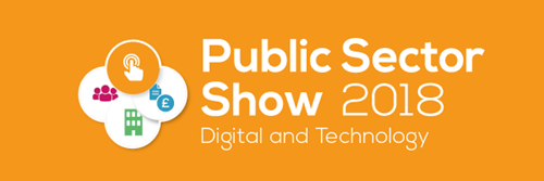 Public Sector Show 2018 - Digital and Technology sponsor